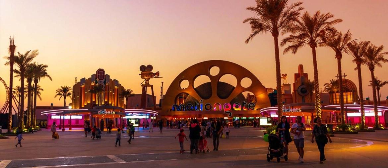 Best theme parks in Dubai