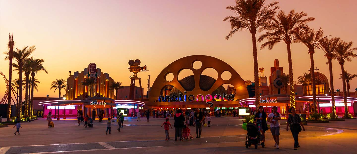 Best theme parks in Dubai