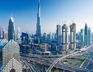 الأبنية السكنية التي تتميز بتصميمها المعماري في دبي