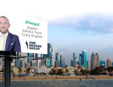 Cover Image with image of Craig English, Managing Director at One Broker Group