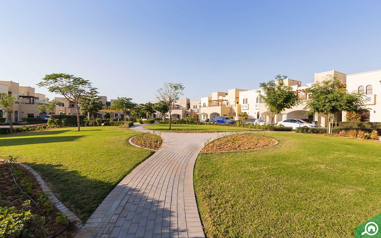 الايجارات في مدن دبي
