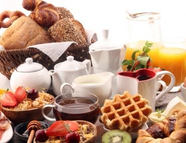 best breakfast in Sharjah