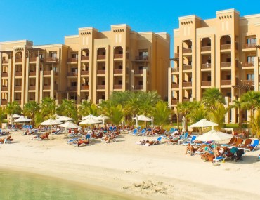 Empitome of luxury, DoubleTree by Hilton Resort & Spa Marjan Island