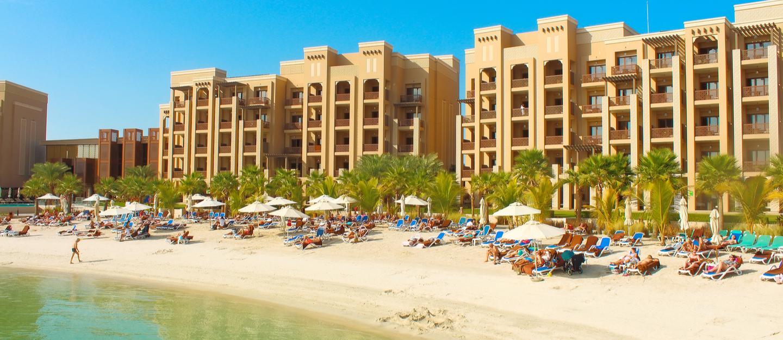 Empitome of luxury, DoubleTree by Hilton Resort & Spa Marjan Island