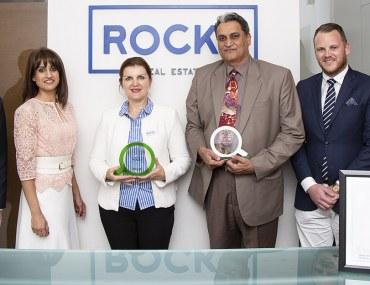 دبي: روكي للعقارات تفوز بجائزة وكالة الشهر المثالية لشهر يوليو 2018
