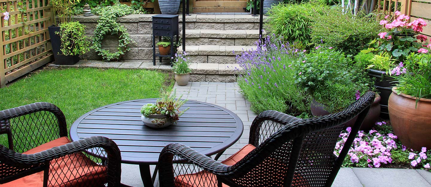 8 small backyard ideas to create the perfect garden retreat
