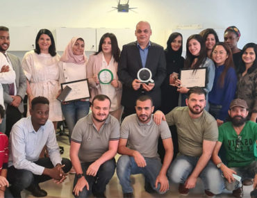 Team of Smart Concept Real Estate in Abu Dhabi with Bayut Team