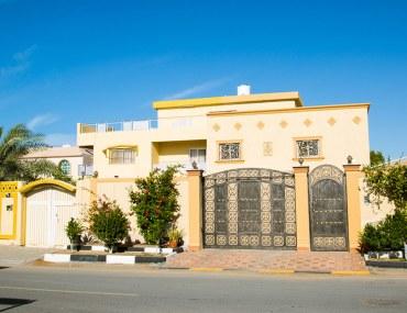 Exterior of Villas for rent in Sharjah