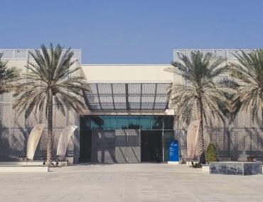 art galleries in Abu Dhabi