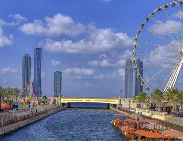 Al Qasba - Cultural Attractions in Sharjah