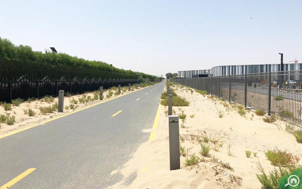 Nad al Sheba Park tracks