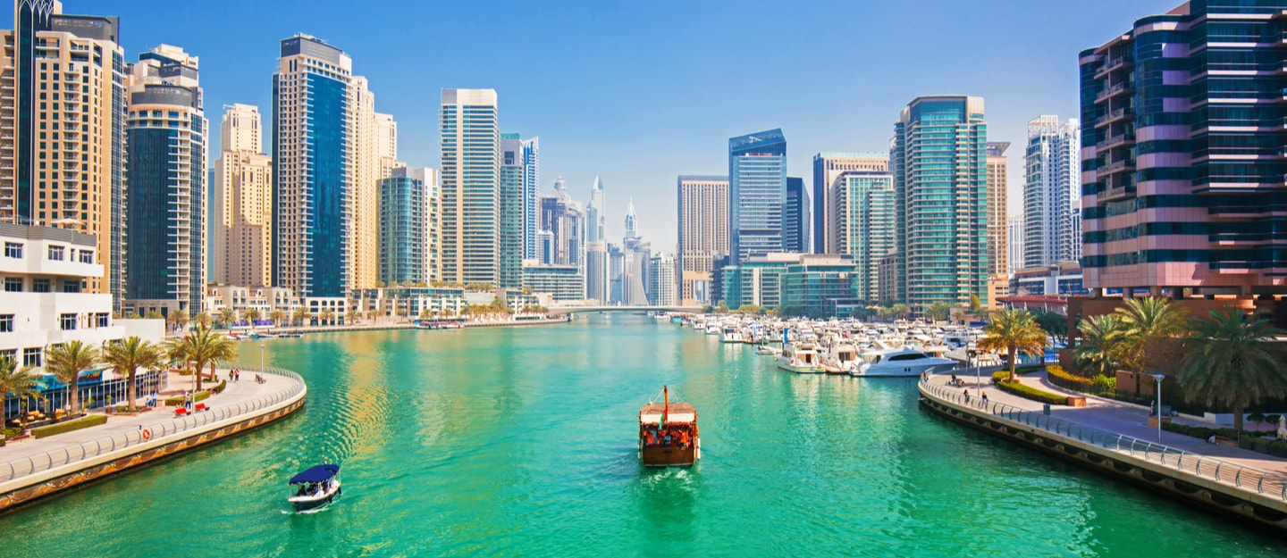 Everything You Need To Know About Dubai Marina Walk