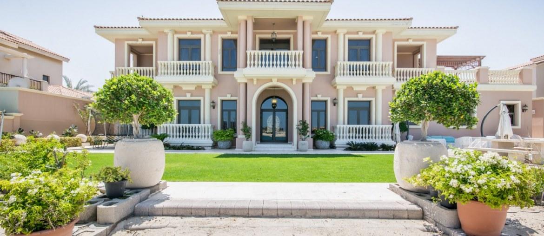 The Best Luxury Villas For Sale On Palm Jumeirah In Dubai