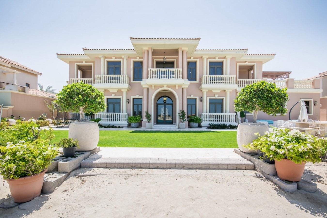 Dubai Luxury Mansions Zion Star