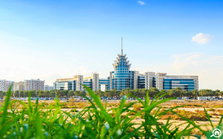 Dubai Silicon Oasis Headquarters