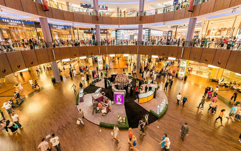 Malls in Dubai for DSS 2019