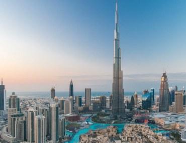 أطول الأبراج السكنية في دبي