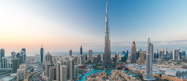 أبراج دبي