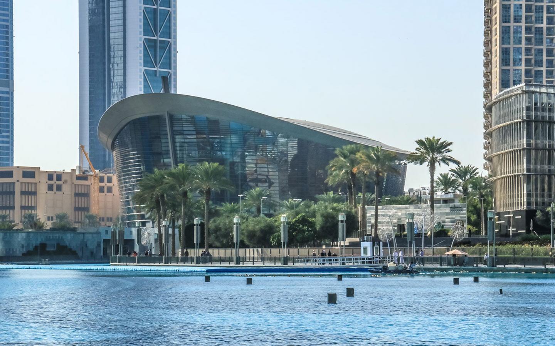 أستطاعت دبي أوبرا من تقديم تجربة استثنائية فريدة من نوعها لا تنسى للزوار