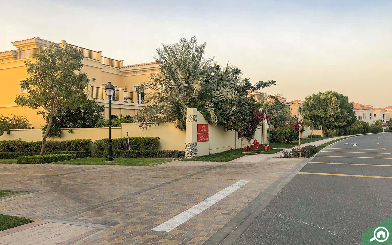 Dubailand community