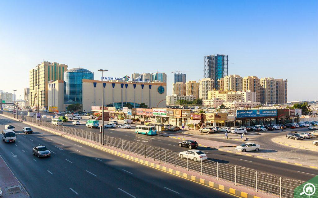 Dana Mall Al Rashidiya