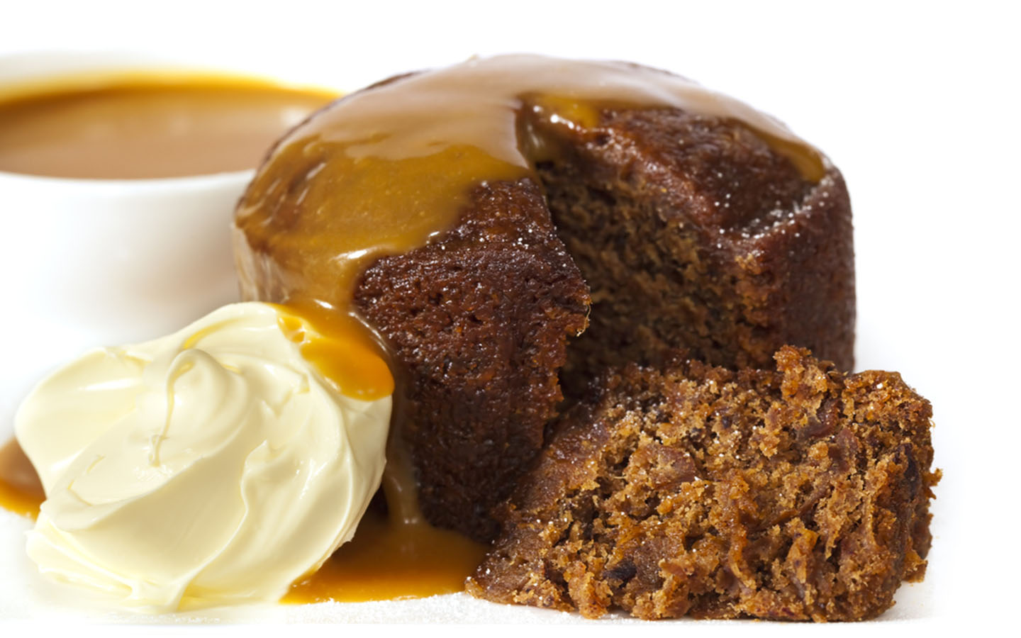 Date pudding- desserts in Abu Dhabi