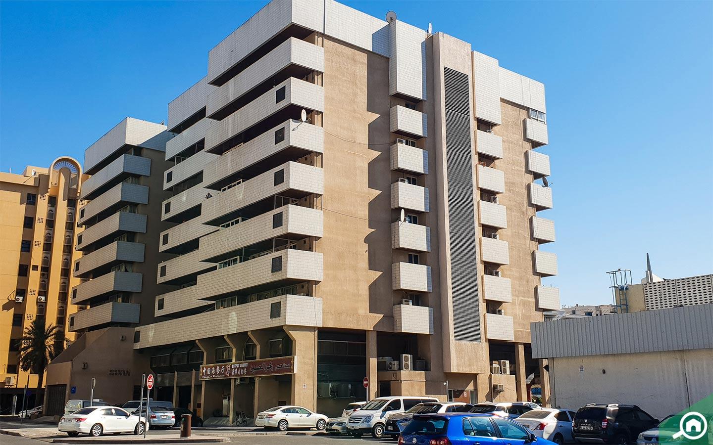 Rental flats in Al Rigga Deira