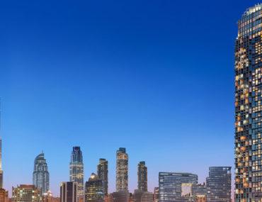 SLS Dubai Hotel and Reisdences tower