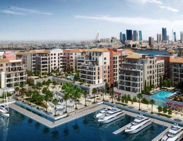 Port de la Mer in Dubai