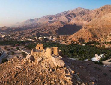 Dhayah Fort Ras Al Khaimah