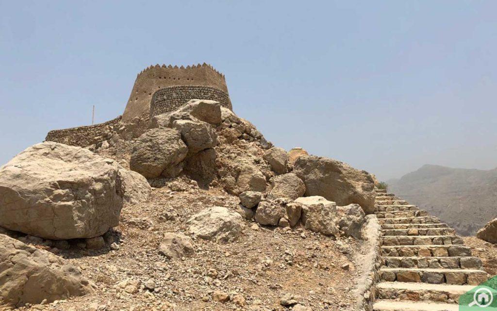 Dhayah Fort, Ras Al Khaimah