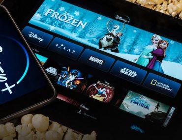Disney Plus on Tab and phone