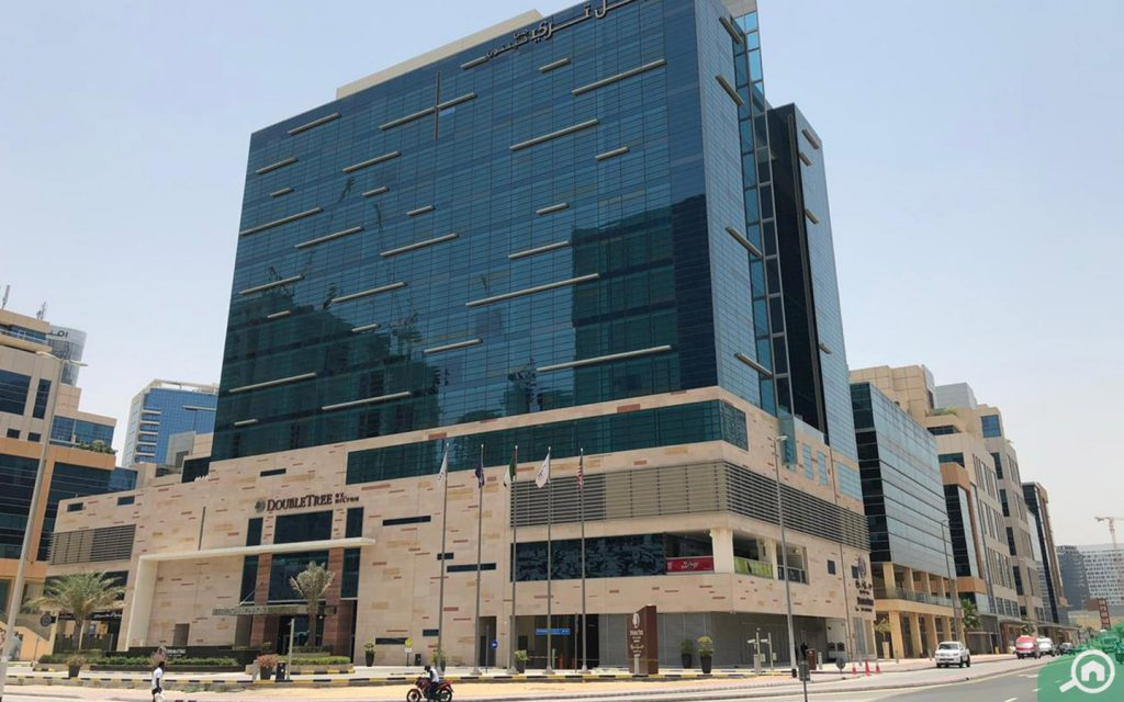 Doubletree by Hilton, Business Bay