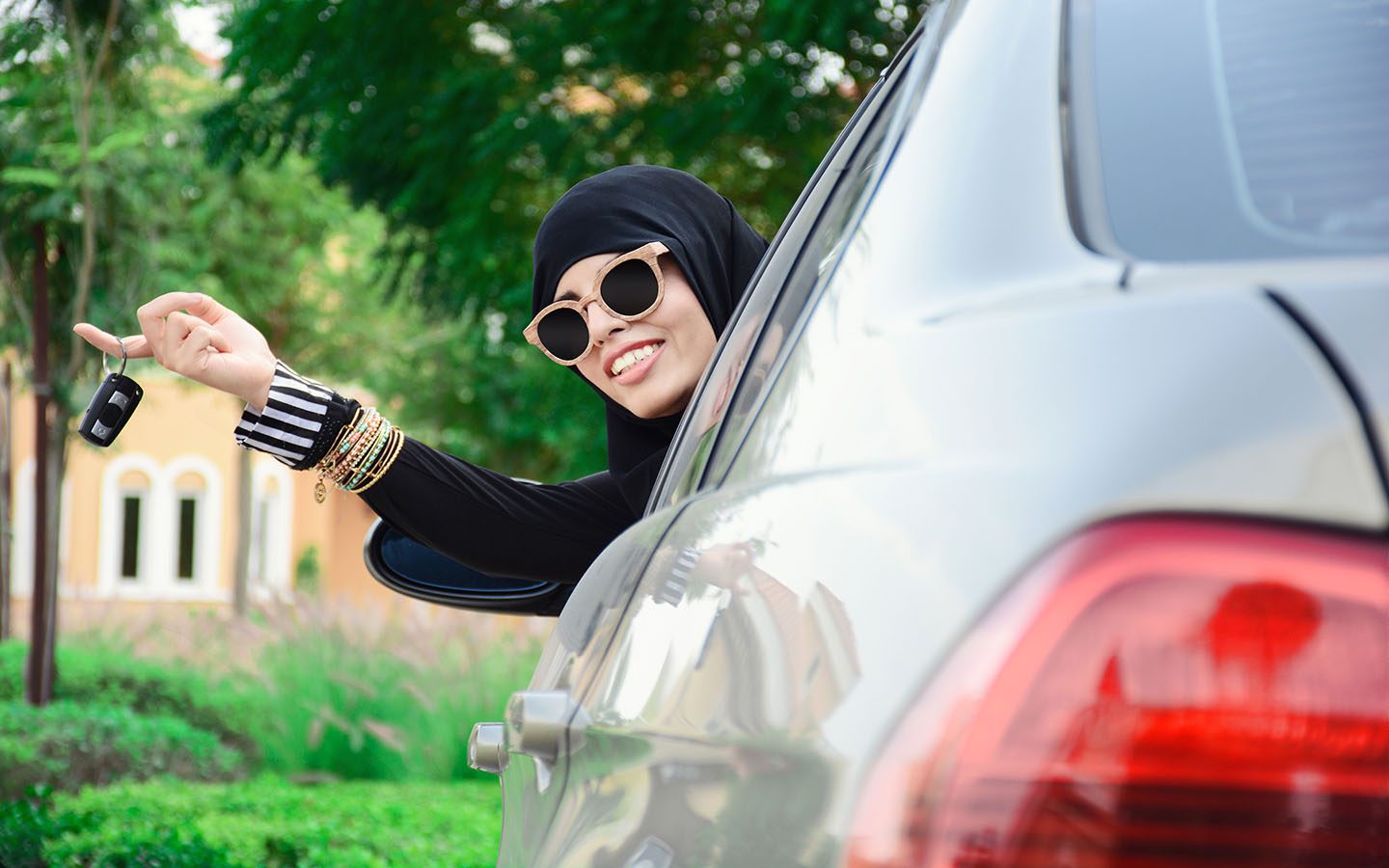 Embark on safe journey with best car rental company.