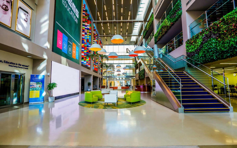 Facilities at Dubai American Academy