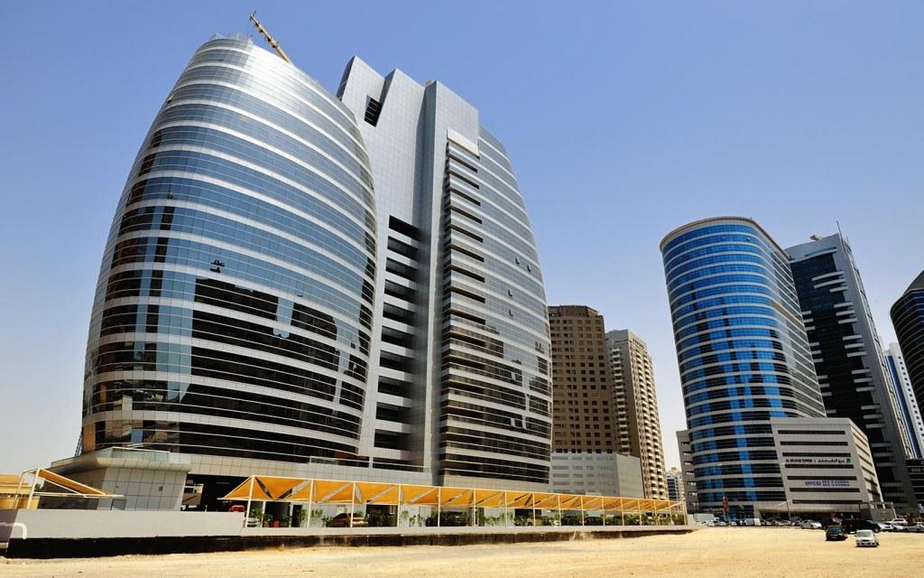 أبراج مدينة دبي للإنترنت