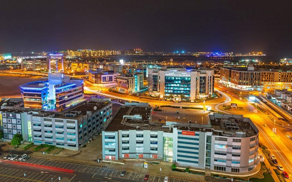 مدينة الانترنت في دبي