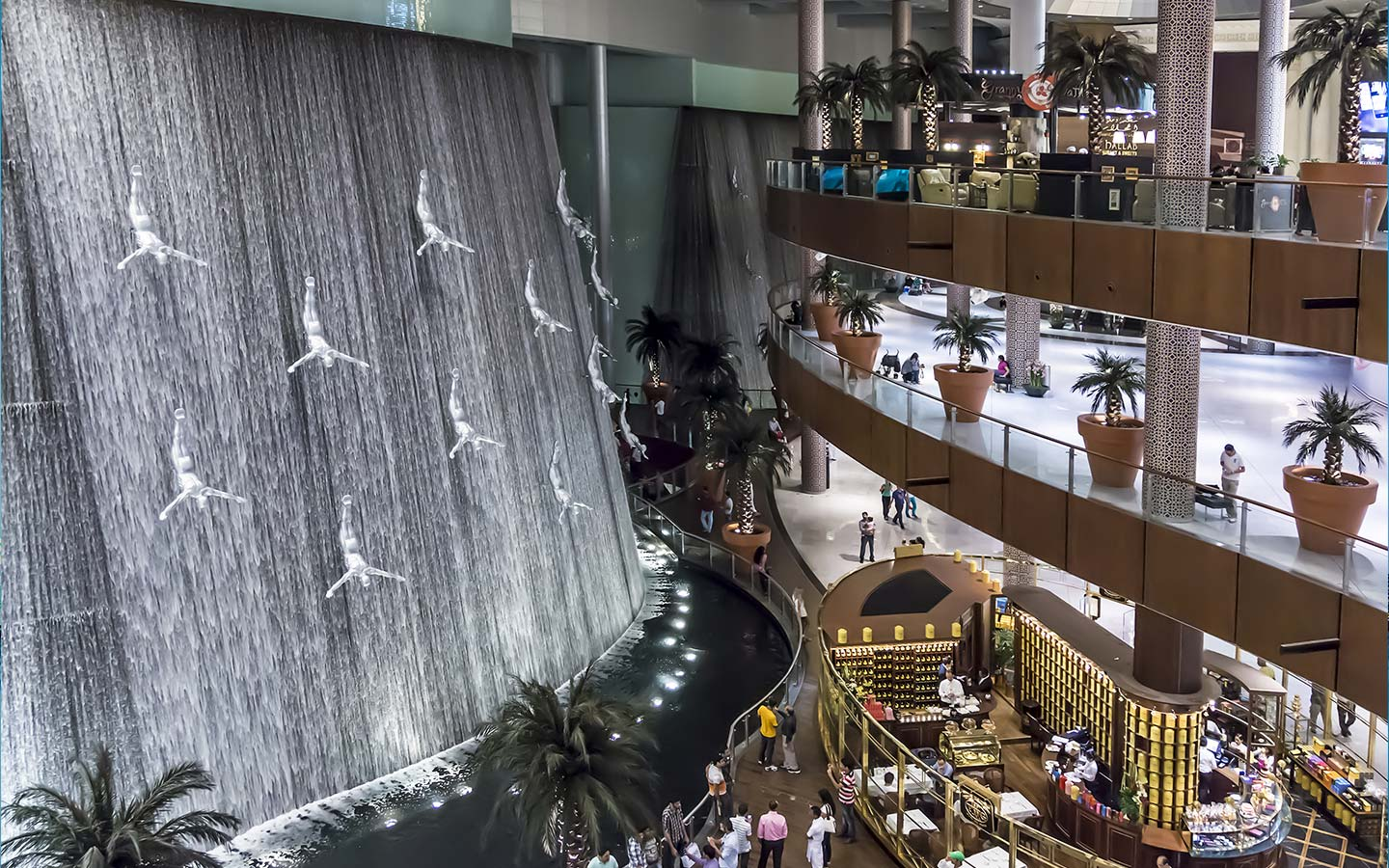 Dubai Mall Shopping