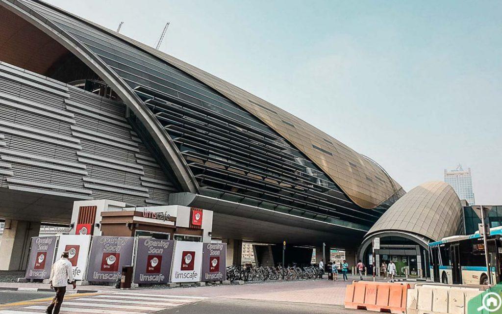 محطة دبي مول