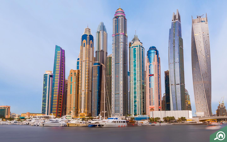 Dubai has soaring skyscrapers