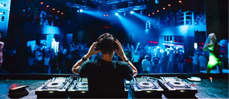 DJ at Clubs in Dubai Marina