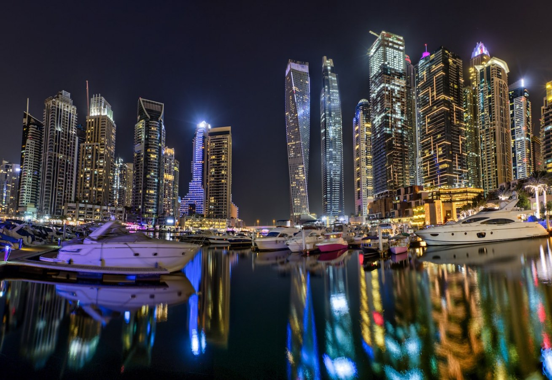 Dubai Marina on instagram