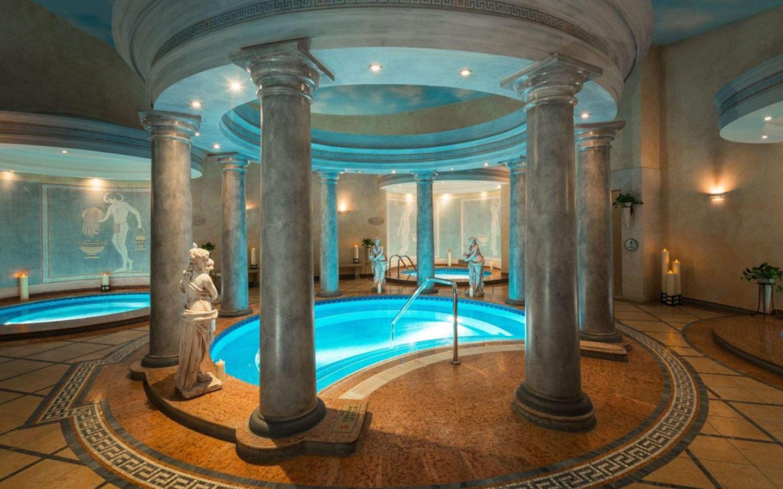 Hammam pools in spas in Dubai Marina