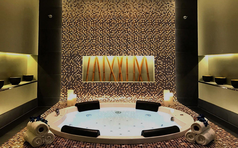 Hammam Pool in Dreamworks Spa in Dubai Marina