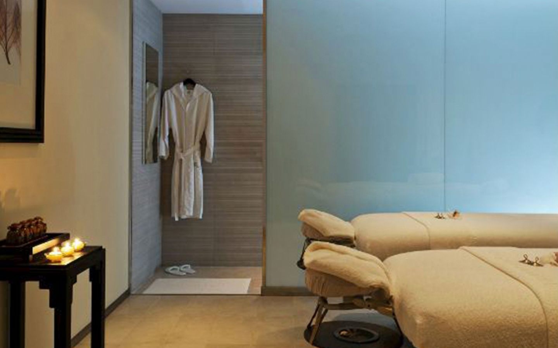 Treatment room in spas in Dubai Marina