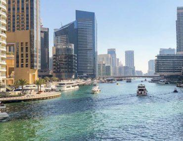 Dubai Marina apartments