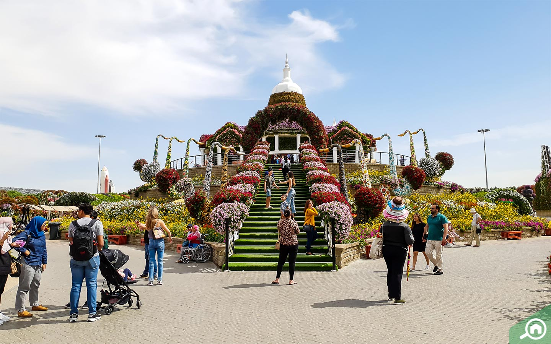 Best Places For Photoshoot In Dubai Madinat Jumeirah Miracle Garden More Mybayut