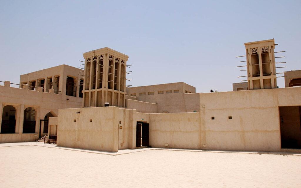 Sheikh Saeed Al Maktoum House Museum, Dubai