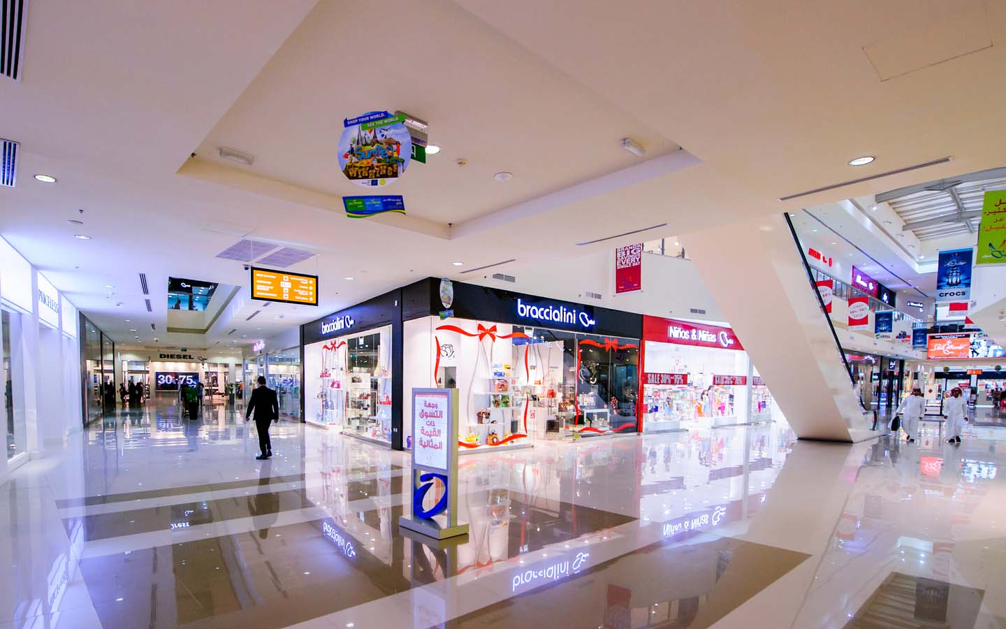 Dubai Outlet Mall stores