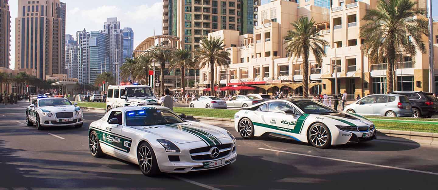 All You Need To Know About Dubai Police Cars Mybayut